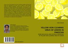 Capa do livro de YELLOW VEIN CLEARING VIRUS OF LEMON IN PAKISTAN