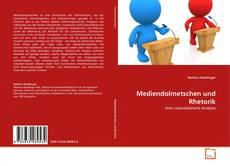 Borítókép a  Mediendolmetschen und Rhetorik - hoz