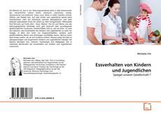 Buchcover von Essverhalten von Kindern und Jugendlichen