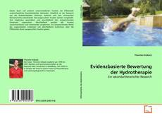 Bookcover of Evidenzbasierte Bewertung der Hydrotherapie