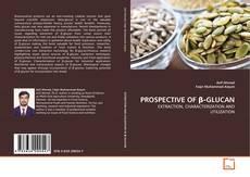 Buchcover von PROSPECTIVEOFβ‐GLUCAN