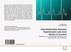 Couverture de Interrelationship between hypertension and renal lesions in humans
