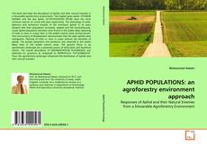 Обложка APHID POPULATIONS: an agroforestry environment approach