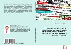 Copertina di ECONOMIC REFORMS UNDER THE GOVERNMENT OF ZULFIKAR ALI BHUTTO