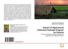 Bookcover of Impact of Agricultural Extension Package Program on Poverty