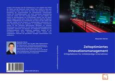 Bookcover of Zeitoptimiertes Innovationsmanagement