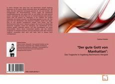 """Bookcover of """"Der gute Gott von Manhattan"""":"""