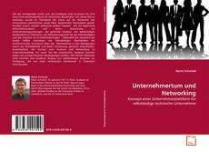 Bookcover of Unternehmertum und Networking