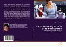 Portada del libro de Pop-Up-Marketing im Textil- und Schuhfachhandel