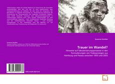 Bookcover of Trauer im Wandel?
