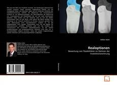 Capa do livro de Realoptionen