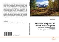 Portada del libro de Aerosol Loading over the South African Highveld