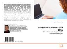 Capa do livro de Wirtschaftsinformatik und Ethik