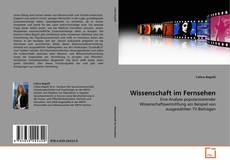 Wissenschaft im Fernsehen kitap kapağı