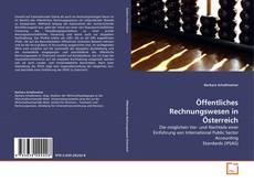 Borítókép a  Öffentliches Rechnungswesen in Österreich - hoz