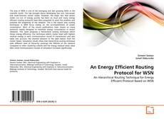 Portada del libro de An Energy Efficient Routing Protocol for WSN