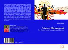 Capa do livro de Category Management