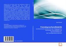 Buchcover von Fremdsprachendidaktik