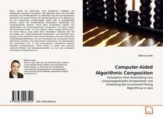 Buchcover von Computer-Aided Algorithmic Composition