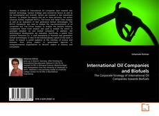 Portada del libro de International Oil Companies and Biofuels