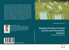 Portada del libro de Reading Practices of Social Sciences and Humanities Students