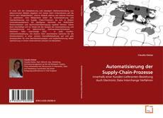 Buchcover von Automatisierung der Supply-Chain-Prozesse