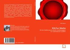 Buchcover von KULTur Marke