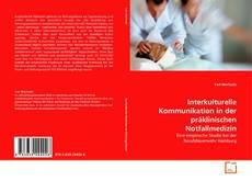 Capa do livro de Interkulturelle Kommunikation in der präklinischen Notfallmedizin