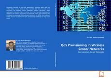 Capa do livro de QoS Provisioning in Wireless Sensor Networks