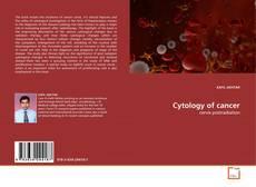 Copertina di Cytology of cancer