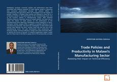 Bookcover of Trade Policies and Productivity in Malawi's Manufacturing Sector