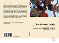 "Bookcover of ""Überall um uns Energie"""
