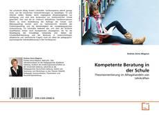 Portada del libro de Kompetente Beratung in der Schule