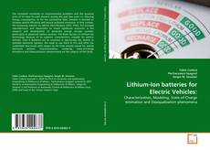Bookcover of Lithium-Ion batteries for Electric Vehicles: