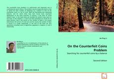 Couverture de On the Counterfeit Coins Problem