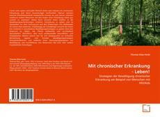 Buchcover von Mit chronischer Erkrankung - Leben!
