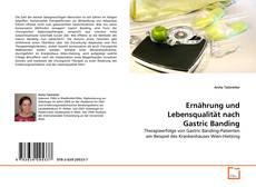Portada del libro de Ernährung und Lebensqualität nach Gastric Banding