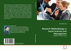 Bookcover of Research Methodology in Social Sciences and Management