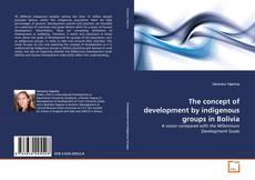 Borítókép a  The concept of development by indigenous groups in Bolivia - hoz