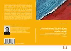 Buchcover von Unternehmensentwicklung durch Dialog