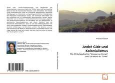 Couverture de André Gide und Kolonialismus