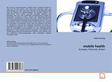 Borítókép a  mobile health - hoz