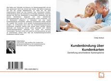 Buchcover von Kundenbindung über Kundenkarten