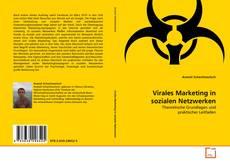 Buchcover von Virales Marketing in sozialen Netzwerken