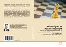 Обложка Technologien im Risikomanagement