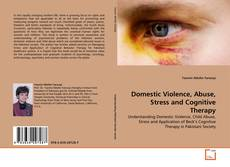 Обложка Domestic Violence, Abuse, Stress and Cognitive Therapy