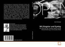 Capa do livro de Wii,Singstar und Eyetoy