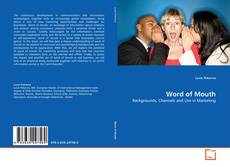 Bookcover of Word of Mouth