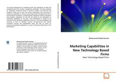 Обложка Marketing Capabilities in New Technology Based Firms