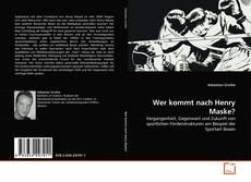Bookcover of Wer kommt nach Henry Maske?